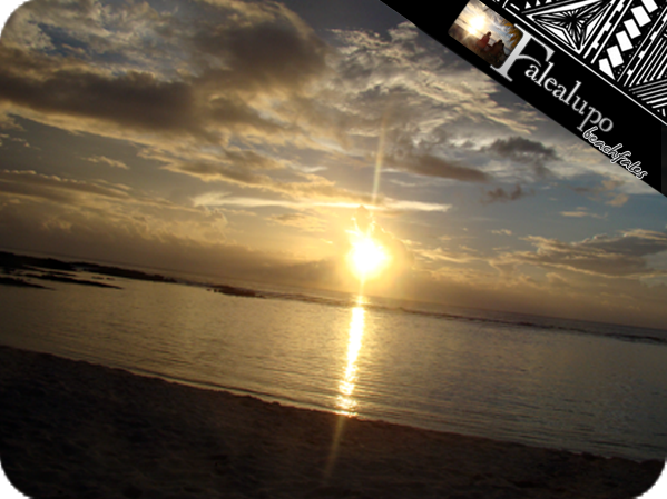 Falealupo beachfales_sunset_05